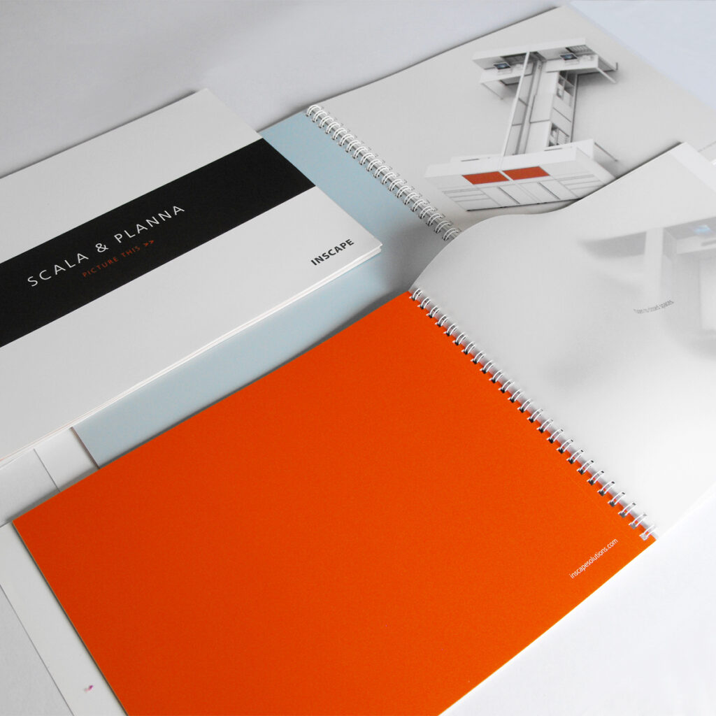 Presentation Booket